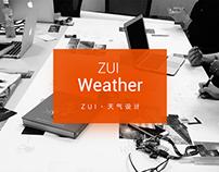 ZUI Weather