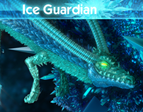 Guardian of Ice Planet (Little Universe project)
