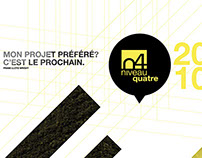 Niveau Quatre -  School Project
