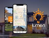 Lumen - Real Estate Mobile App
