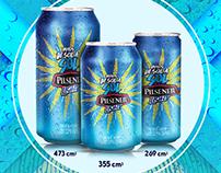 Vamos de sol a sol - Pilsener Light