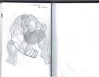 Hulk. Two