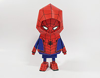 034_Spiderman [Paper Toy Boogie Hood]