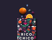 Rico Chico | Chocolate Packaging Design