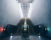 Underground Symmetry