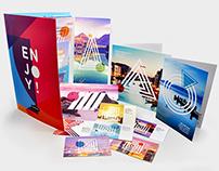 Instantprint Sample Pack 2015