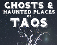 New Book: Ghosts and Haunted Places of Taos