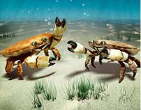 Sørenga creatures