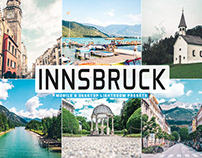 Free Innsbruck Mobile & Desktop Lightroom Presets