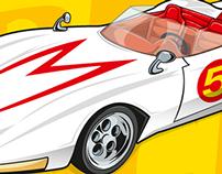 Speed Racer Mach 5