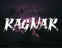 Ragnar // Brush Font