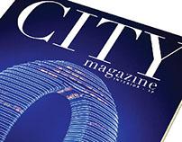 Projeto Gráfico - City Magazine