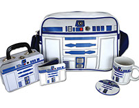 STAR WARS / R2-D2 NOVELTY RANGE