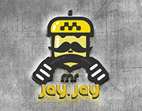 Logo - Mr jayjay taxi