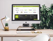 MIXMAX - web page development