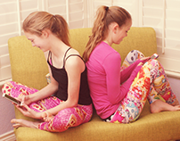 Berry Jane™ Girls Tween Activewear (Designer, Stylist)