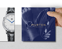 Murten Watches Branding