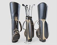 Golf Bad 3D Model