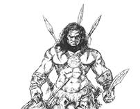 Heroa // Character Design