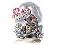 Capt'n Eli's Root Beer Logo