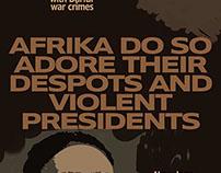 EDITORIAL ILLUSTRATION African Dictatorship