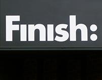 Finish Creative, London