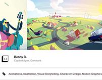 Soply - The Ultimate Platform For 3D Animators
