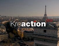 Kreaction - Showreel 2020 (short version)