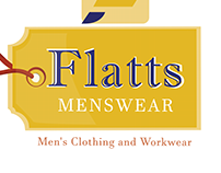Flatts Menswear Logo