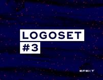 LOGOSET #3