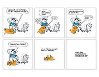 Fitgenie.in | Comic strip