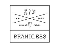 Brandless - Graphic Unit for Logo