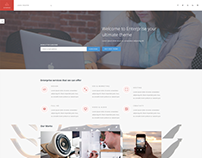 Enterprise WordPress Multipurpose Business Theme
