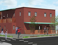 Weinland Community Center, Columbus, OH