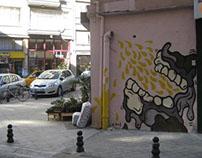 Graffiti 2007 - 2015