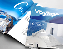 Voyage, travel magazine