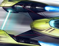 Lamborghini POD Racer