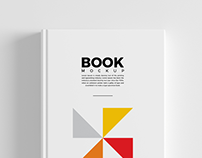 45+ Realistic Book / Cover Mockup Templates