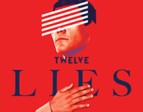 Twelve Lies That Hold America Captive Book Cover