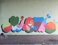 "Graffiti ""Miami 15"""