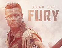 FURY | Movie Poster