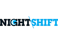 Nightshift Festival Brand