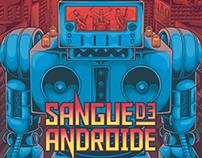 Sangue de Androide - Cover art