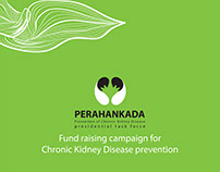 Fund raising campaign for Chronic Kidney Disease preven