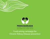 Fund raising campaign for Chronic Kidney Disease preven