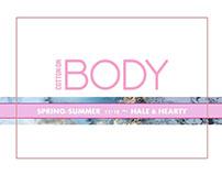 "RANGE BOOK on ""Spring/Summer 17/18 COTTON:ON BODY""/RMIT"
