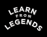 Learn From Legends (Season One)