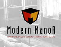 Modern Manor e-Commerce Mobile App