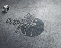 Domba Garut Logo DMR studios