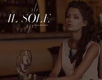 Il Sole brand identity